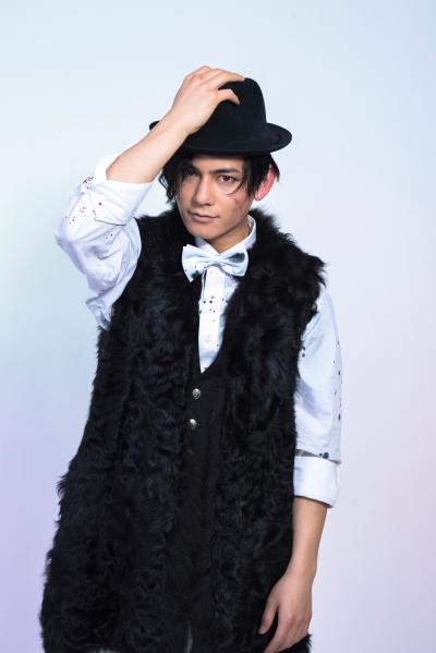 """平成の新選組こと""""新選組リアン""""のメンバーとして活躍した榊原徹士さん"""