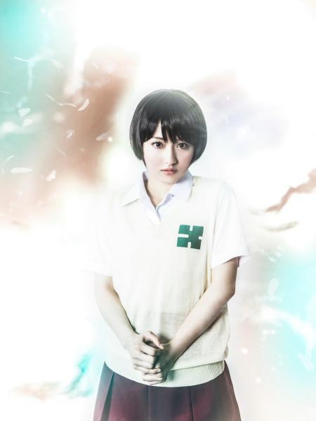 ナインとツエルブと行動を共にしていく女子高生・三島リサ役の桃瀬美咲さん