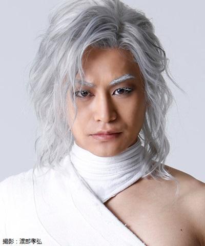 獄門処の住人・風魔小太郎役の小澤亮太さん