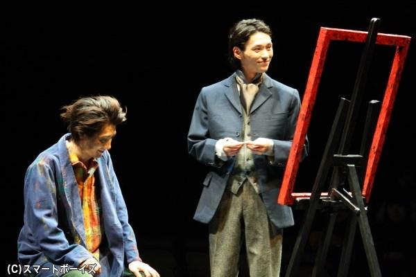 安西慎太郎さんを軸に、鈴木拡樹さん、小林且弥さんと紡ぐ3つの物語
