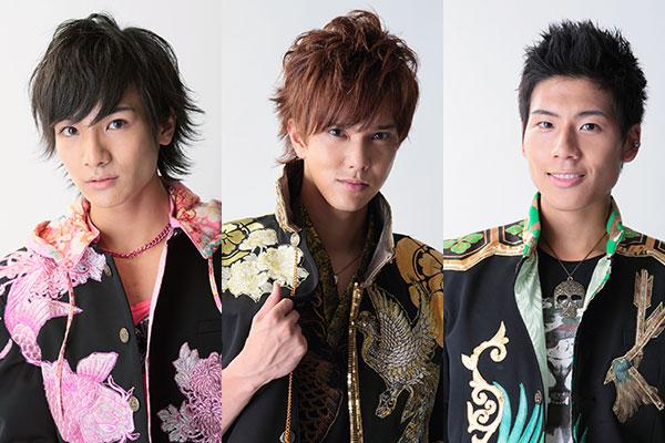 (左から)本田剛文さん、水野勝さん、吉原雅斗さん
