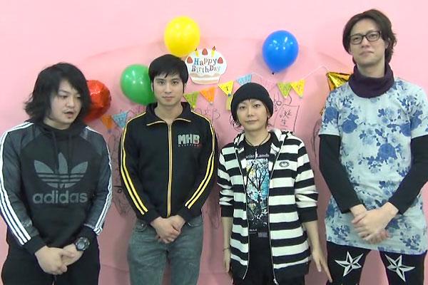 第7回『花の!85年組!』ゲストはKimeruさん&林野健志さん