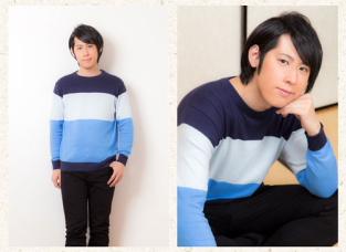 声優として活躍、その美声に期待の白井悠介さん