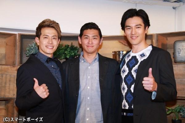 アギト&G3&ギルスが15年ぶりの再会!