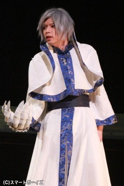 キジャ役の北村諒さん