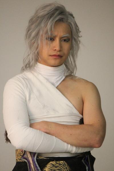 獄門処の住人・風魔小太郎(ふうまこたろう)役の小澤亮太さん