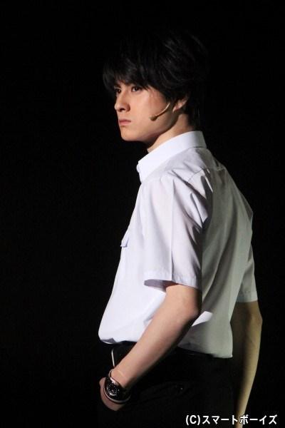 ナイン役の松村龍之介さん