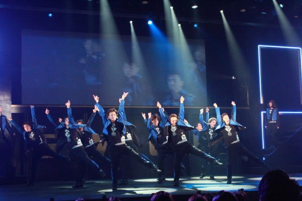 CLUB SEVENのDNAを受け継いだ新たなショーの幕開け!