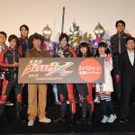 高橋健介さん演じるウルトラマンXが、大スケールバトルでスクリーンに!