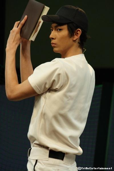 体格と才能に恵まれながらも、環境に苦しむ選手を演じた鮎川太陽さん