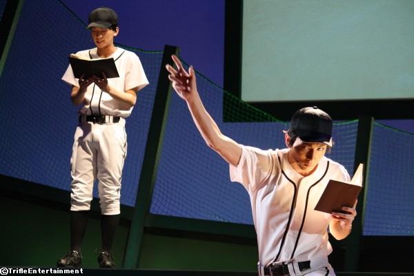 時代を超えて球児たちの姿が描かれる、3作のオムニバスストーリー