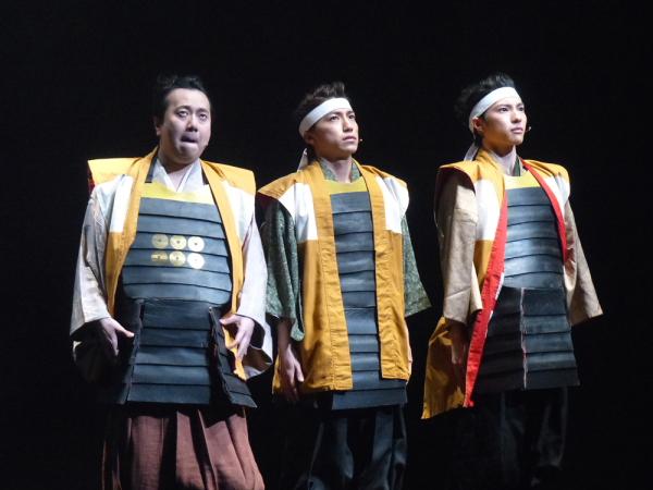 『真田幸村』では石井智也さん演じる真田幸村のビフォーと、山本匠馬さんのアフターに驚愕!?