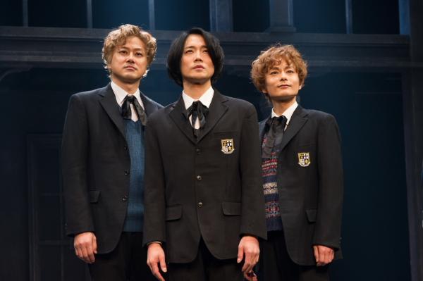 劇団スタジオライフが、20年を超え表現し続ける名作『トーマの心臓』上演中!