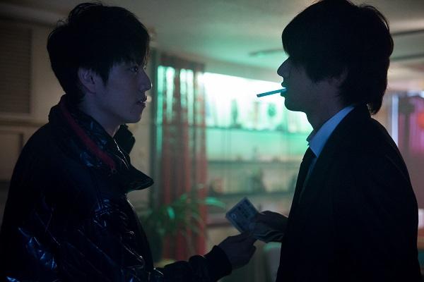 金×暴力×欲望を鋭くえぐる、新・闇金映画!