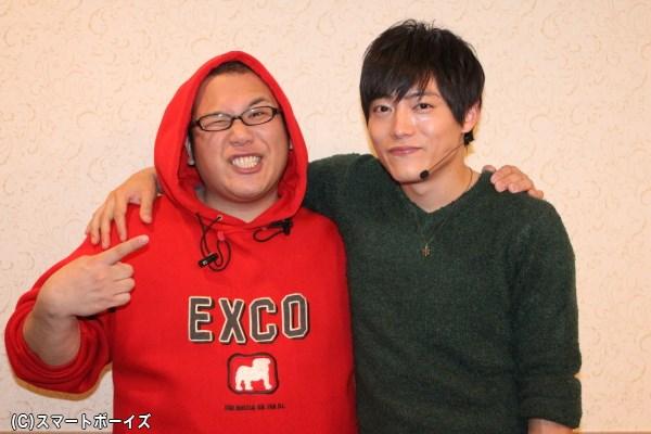 『仮面ティーチャー』で共演した嶋田真さんがMCを担当した第一部、第二部の模様はPart②で!