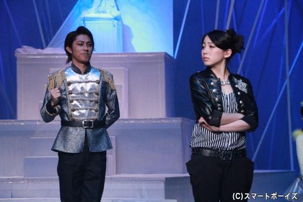 コガラシ隊長は吉川さん演じるプリンセスが女王になるため、ある計画を立てます