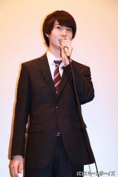 桜田さんは、留学中にロンドンでのバイトや高校入試の時に面接の経験があったそうです