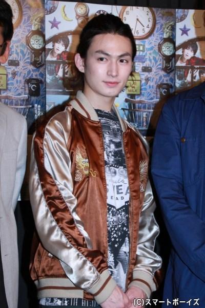 松田さん演じる太田翔人は、コソ泥3人組の中で一番頭がキレると思っている
