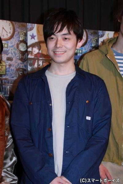 多田さん演じる桐生敦也は、リーダーシップを取りたがる性格の持ち主