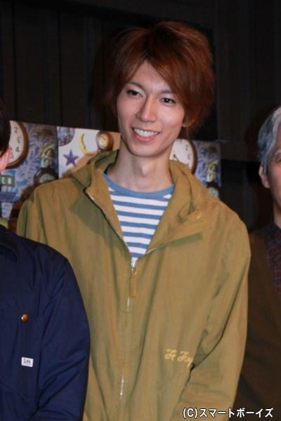 鮎川さん演じる伊勢崎幸平は、コソ泥3人組のバランサーという役割を担う