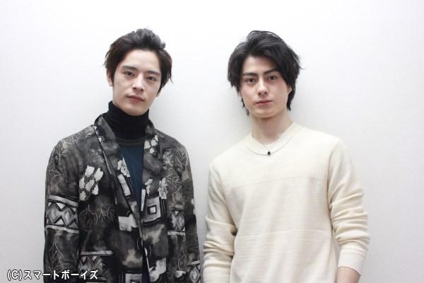 前作『戦国BASARA4 皇』が初共演ながら、すでに息はピッタリの塩野瑛久さんと松村龍之介さん