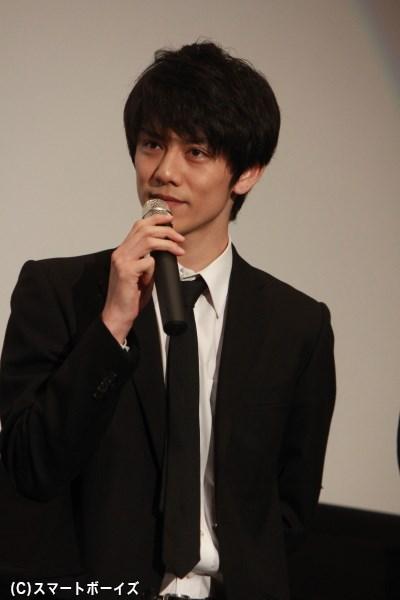 元ホスト・須藤司役の青木玄徳さん