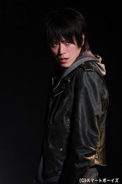 過去に強烈なトラウマを持つ連続爆弾事件の主犯・リュウジ役の廣瀬智紀さん