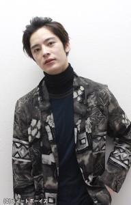伊達政宗役の塩野瑛久さん「松村くんとは年が近いせいか、気づいた時には仲良くなっていましたね」