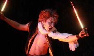 炎を自在に操る姿は、まさにドラゴンスレイヤー!!!