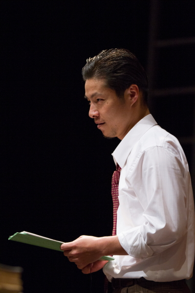 2014年初演より、伊達暁さん
