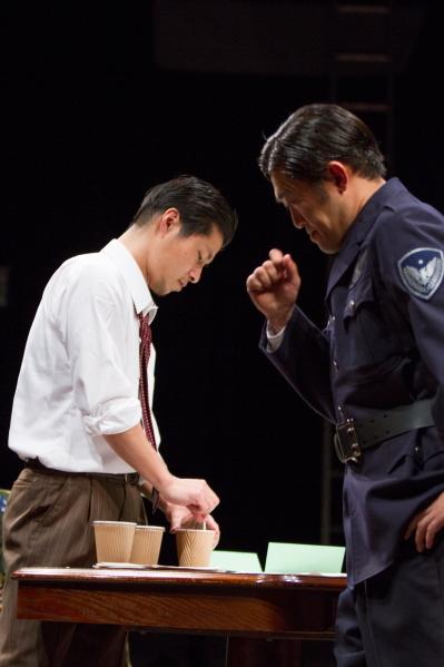 2014年初演より、伊達暁さん・鈴木ハルニさん
