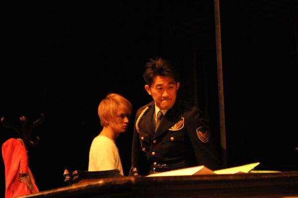 2015年再演より、松田凌さん・鈴木ハルニさん