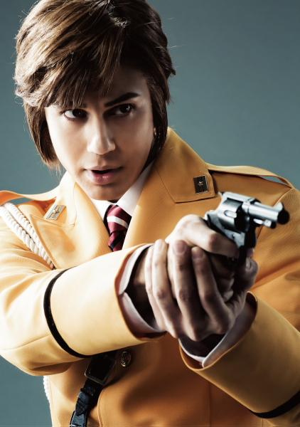 警察官にして桁違いの御曹司・中川圭一役のユージさん
