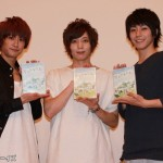 (写真左より)赤澤燈さん、染谷俊之さん、廣瀬智紀さん