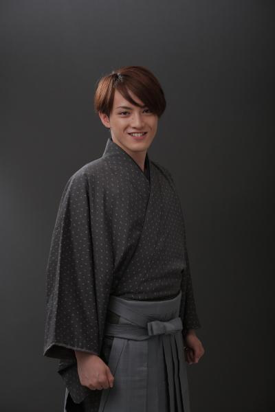 松平忠吉を演じる尾関陸さん