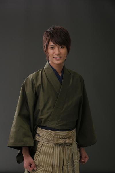 小早川秀秋を演じる西川俊介さん