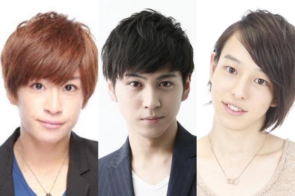 新作舞台『メサイア -暁乃刻-』では、赤澤燈さん、井澤勇貴さん、杉江大志さんが再び共演!