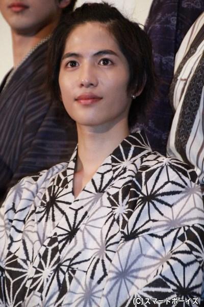 エピソード5「嘘つきの恋」のマコト役を演じた志尊淳さん