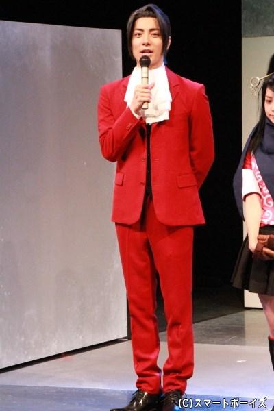 御剣怜侍役の和田琢磨さん