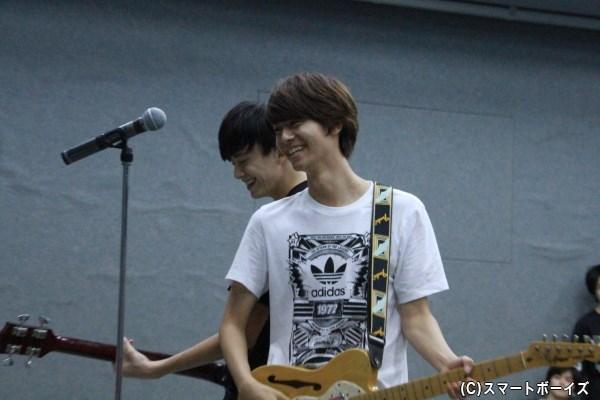 多和田さん&小野さんによる笑顔のセッションシーン