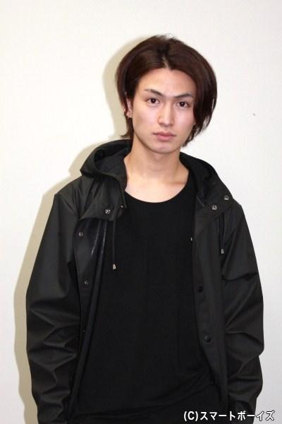 男娼の「彼」役を演じる松田凌さん