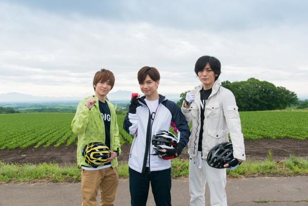 ロードバイクで『神宿る処-北海道知床・カムイワッカの滝』へ!