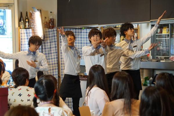 歌あり、お芝居あり、ダンスありの新感覚エンタメ体験型LIVE!