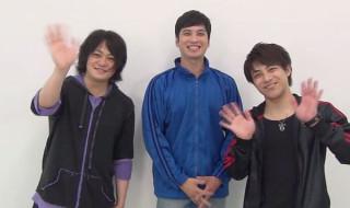 左から宮下雄也さん、滝口幸広さん、米原幸佑さん