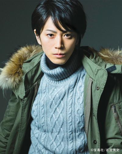 廣瀬智紀さんが来年初春公開の探偵映画で主演&主題歌を担当!