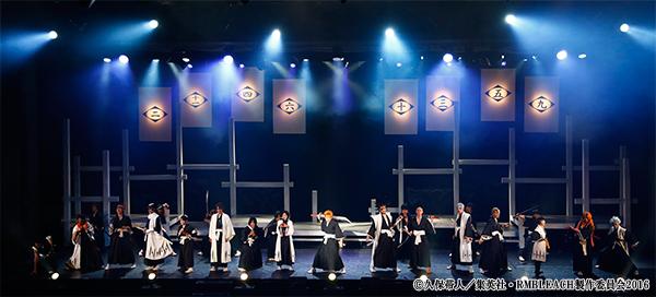 伝説のステージ、4年ぶりの復活に期待の新キャストが集結!