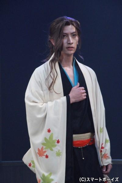 福地桜智役の伊万里有さん