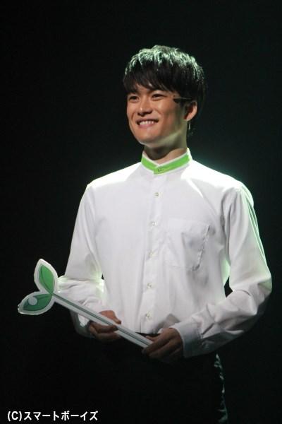本作の主人公、若様組リーダー・長瀬健吾役の入江甚儀さん