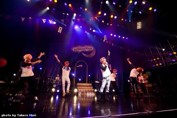 松岡充さんによる新しいショー、DBB*が大盛況のうちに閉幕!