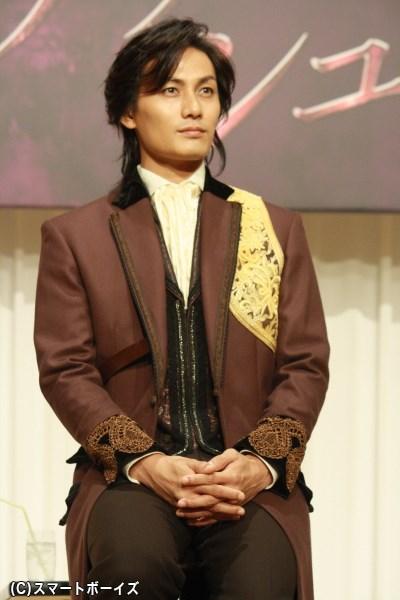韓国で自身が味わった感動を、新たに伝えたいと語った加藤和樹さん
